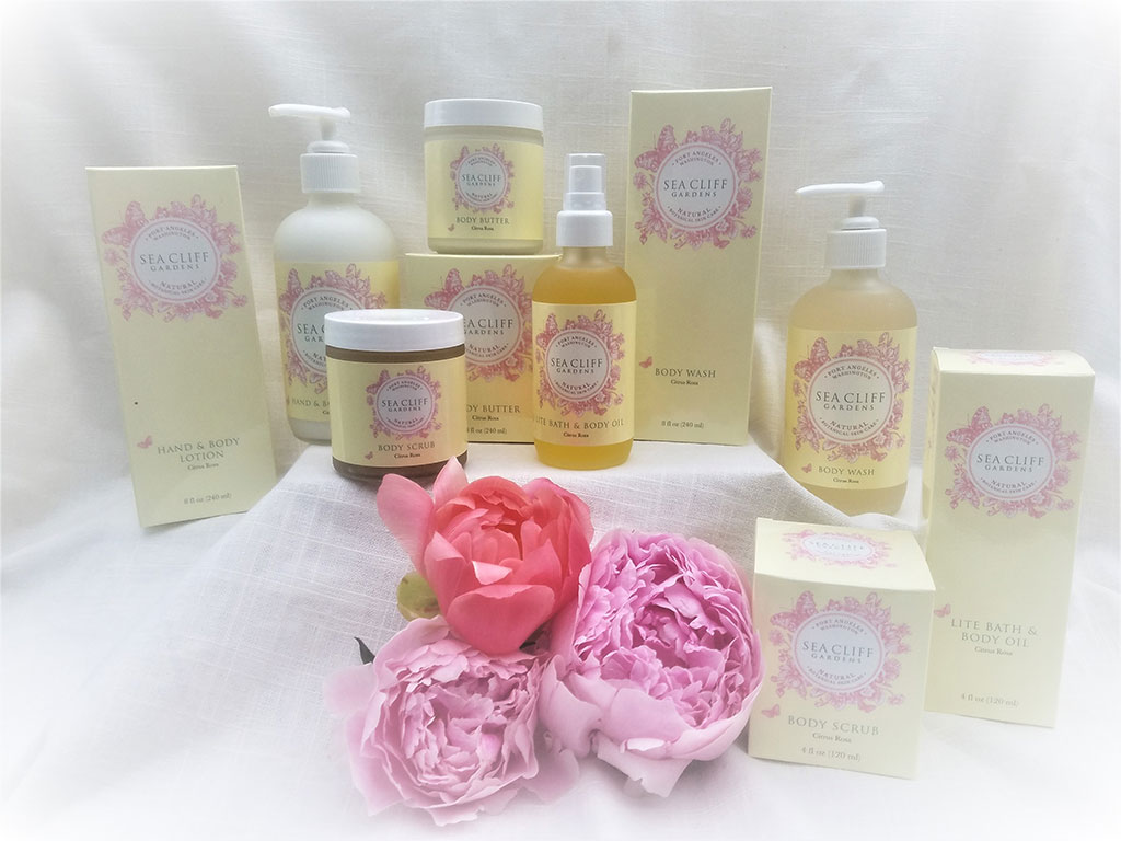 Sea Cliff Gardens Products